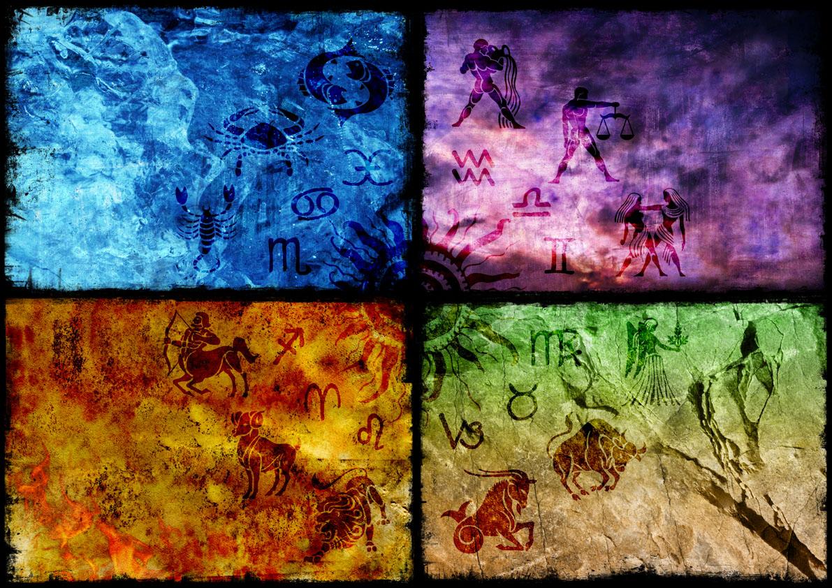 Materia y esp ritu de los signos del zodiaco la buena - Signos del zodiaco de tierra ...