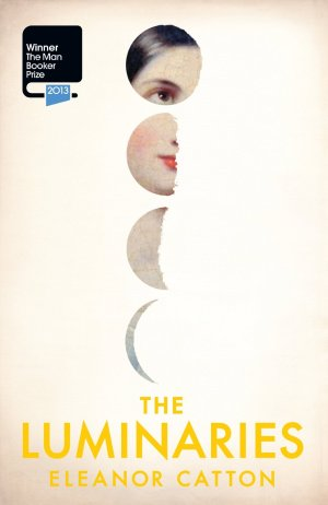 "Portada del libro ""The Lunimaries"" de Eleanor Catton. Imagen Amazon."
