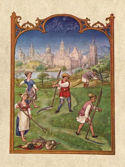 Gerard Horenbout, Alexander & Simon Bening 'Junio', 1510 Fuente Venecia, Biblioteca Marciana. Wikimedia Commons 25 septiembre 2006