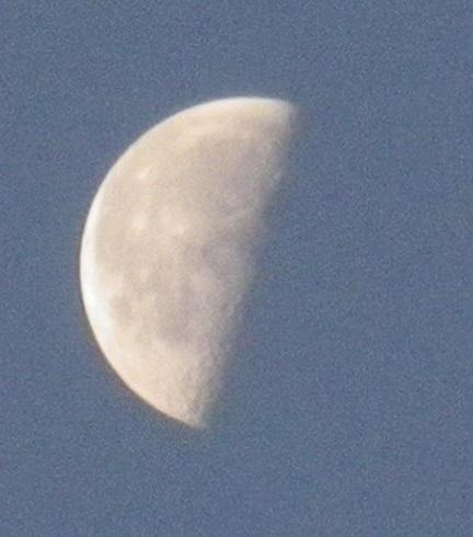 Luna Cuarto Menguante at Dawn – La buena astrología