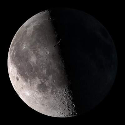 Luna en Cuarto Menguante Escorpio-Acuario: algo grande está llegando ...